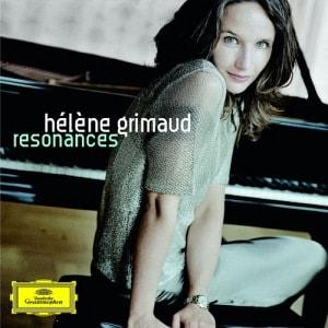 CD cover Hélène Grimaud: Resonances