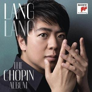 CD cover Lang Lang: The Chopin Album