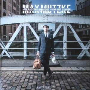 CD cover Max Mutzke: Experience