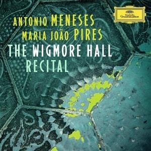 CD cover Pires/Meneses: The Wigmore Hall Recital