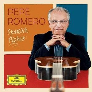 CD cover Pepe Romero: Spanish Nights