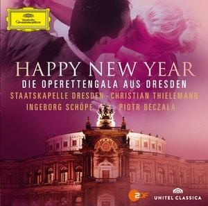 CD cover The New Year's Eve Gala from Dresden (Thielemann)
